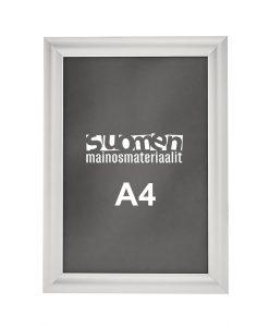 SNAP-Kehys A4 kokoiselle julisteelle.