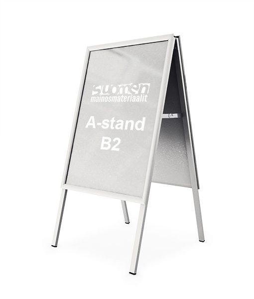 A-teline B2 kätevällä snap kehyksellä.